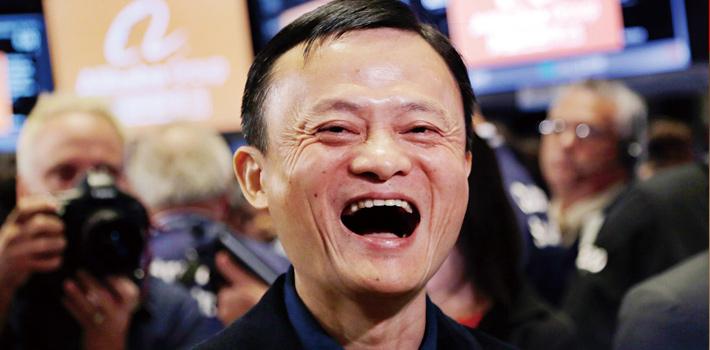 """备战""""双11"""":马云增持菜鸟至51% 金额达53亿"""